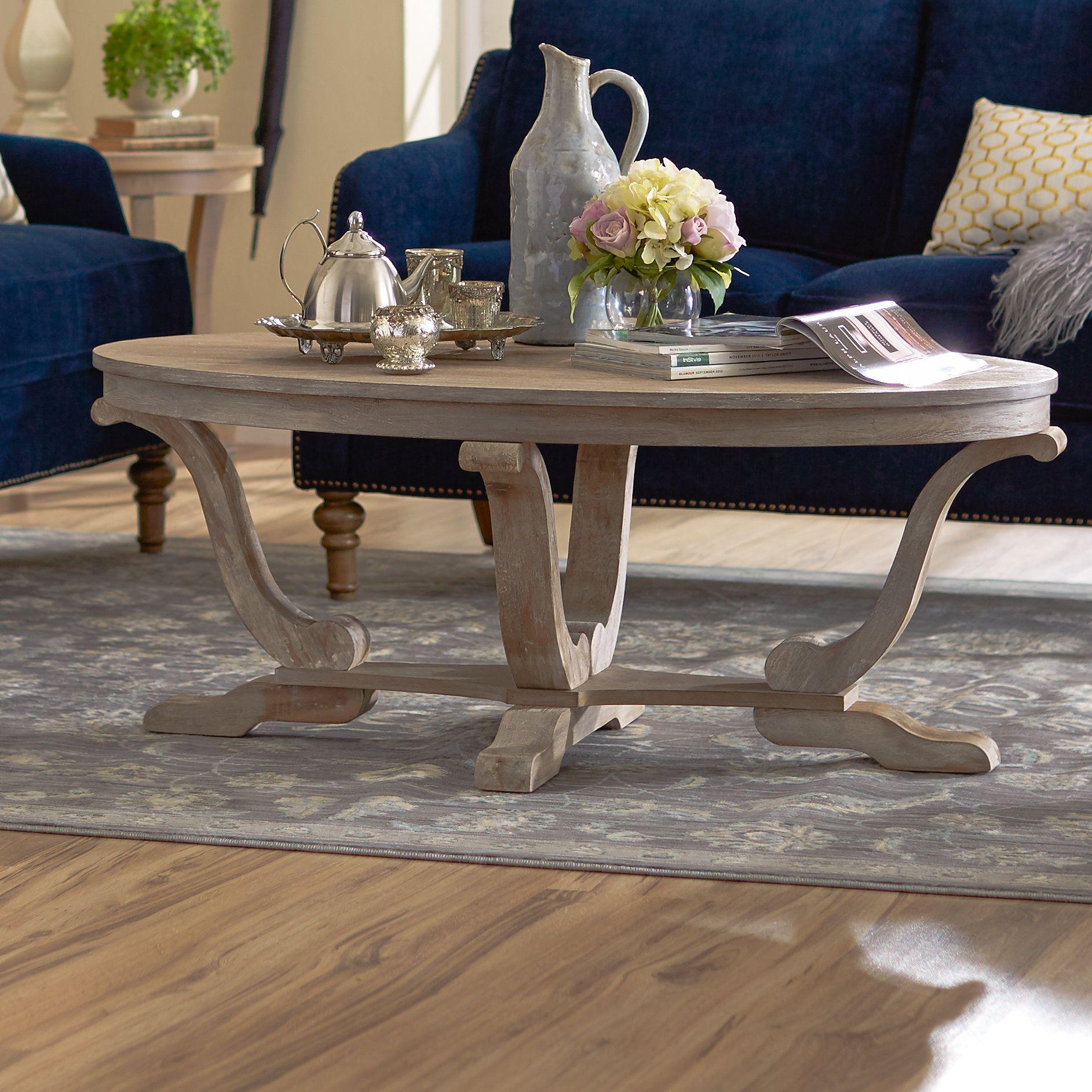 Surratt Sofa Furniture Oval Coffee Tables Table
