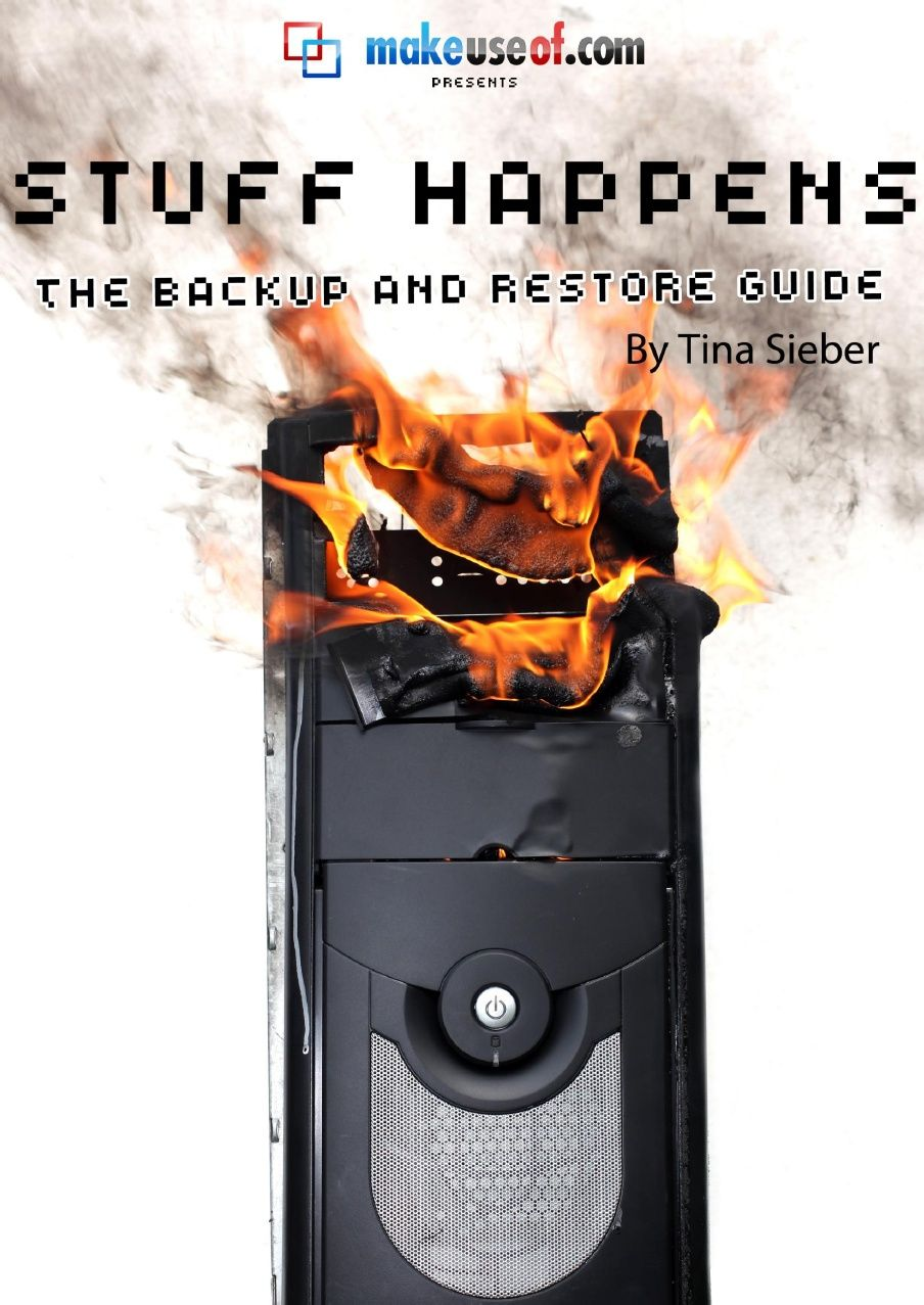 Stuff Happens Backup and Restore Guide