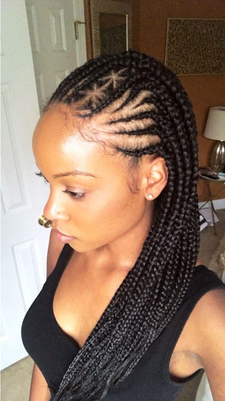 Box braids cornrows hair natural hair hair nail face groom
