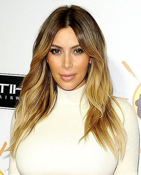 Kim Kardashian S Best Hairstyles Ever Blonde Hair Cool Blonde