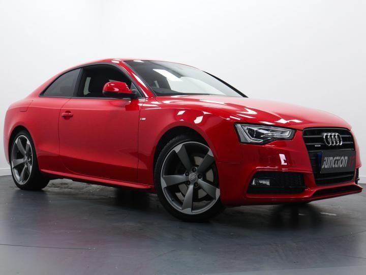 Audi a5 for sale in peterborough car dealership audi