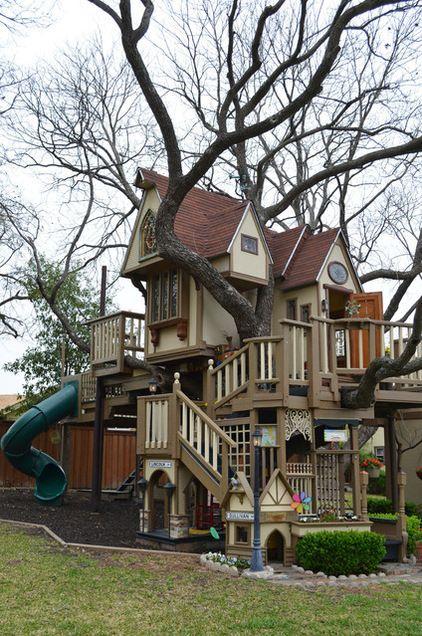Luxury Tree House Living Boomhut Tuinhuizen Huis En Tuin