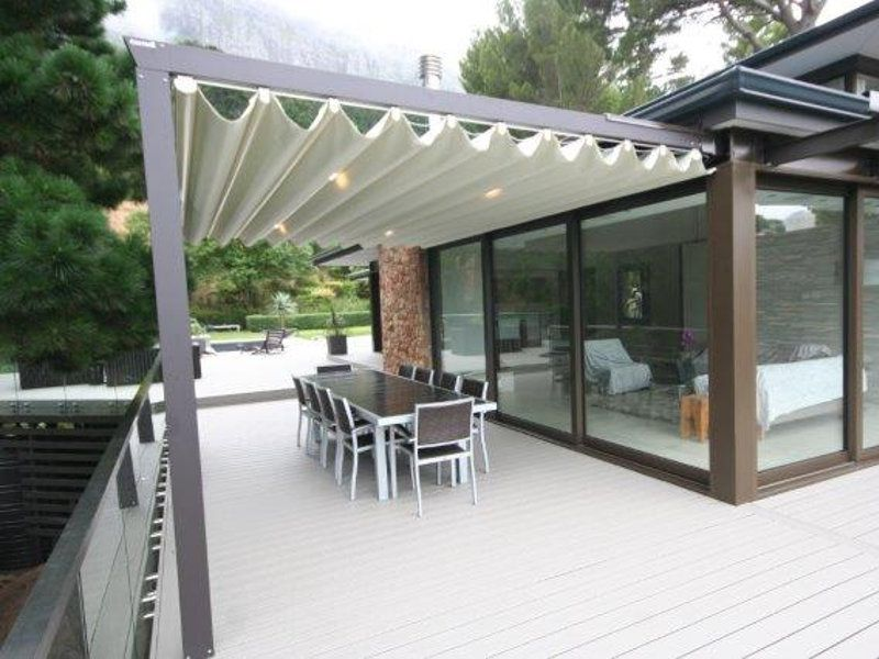 Corradi Retractable Roofs | Solar screens, Shade structure on Corradi Living Space id=42395