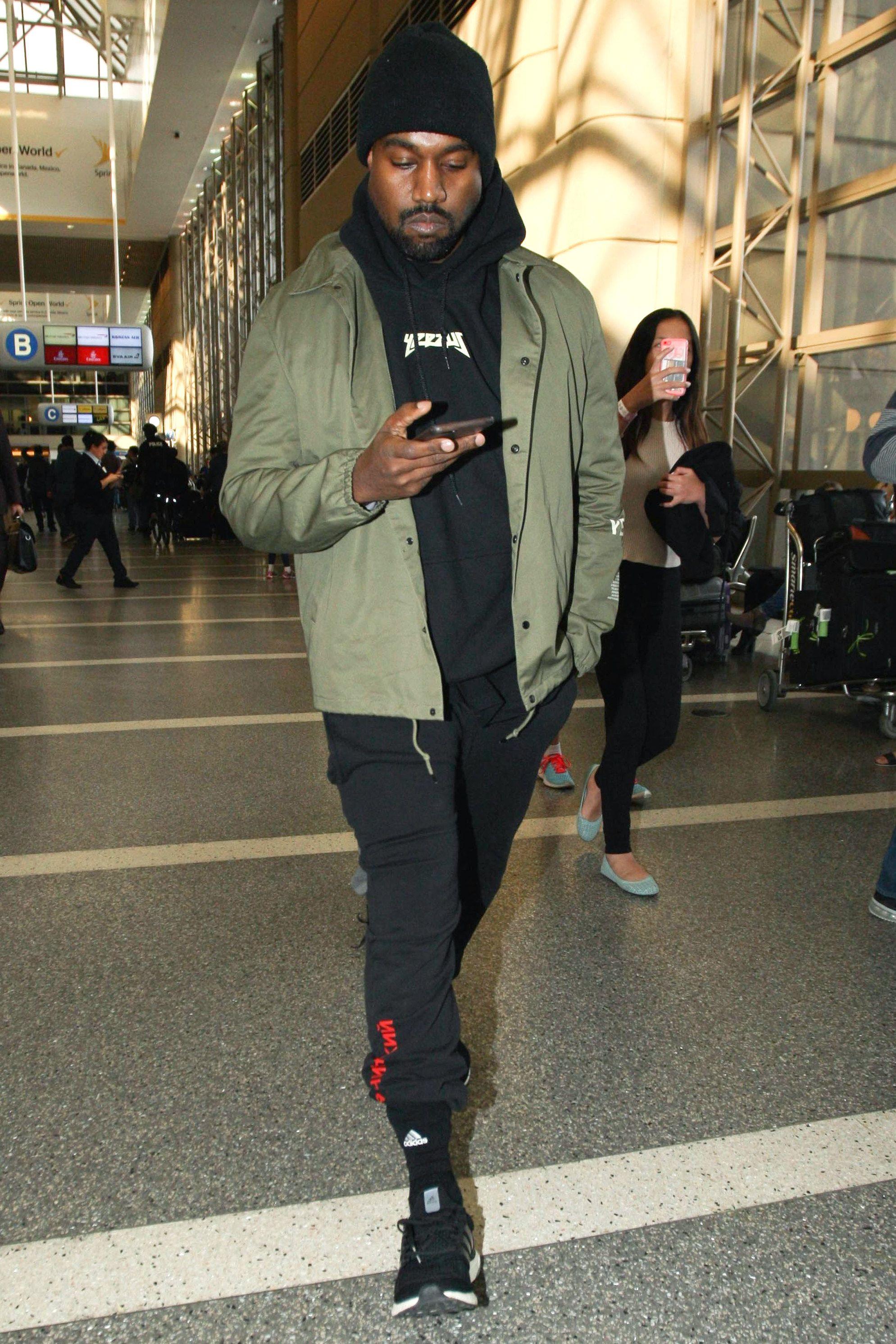The Unabridged History Of Kanye West As Fashion Designer Kanye West Style Kanye West Outfits Mens Fashion Edgy