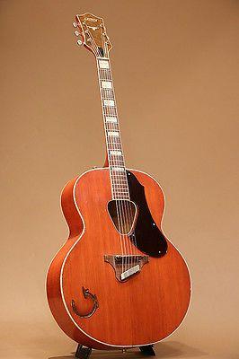 Gretsch Rancher 6022 1955 Vintage W Original Hard Case Acoustic Guitar For Sale Gretsch Acoustic Guitar