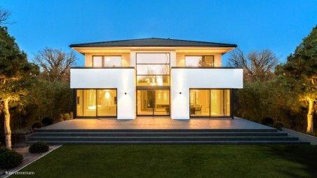 Klassisch und modern Stadtvilla, Haus architektur, Haus