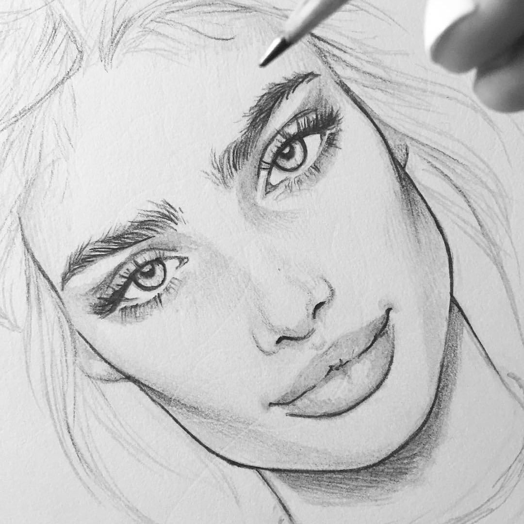 Taylor Hill Drawing In