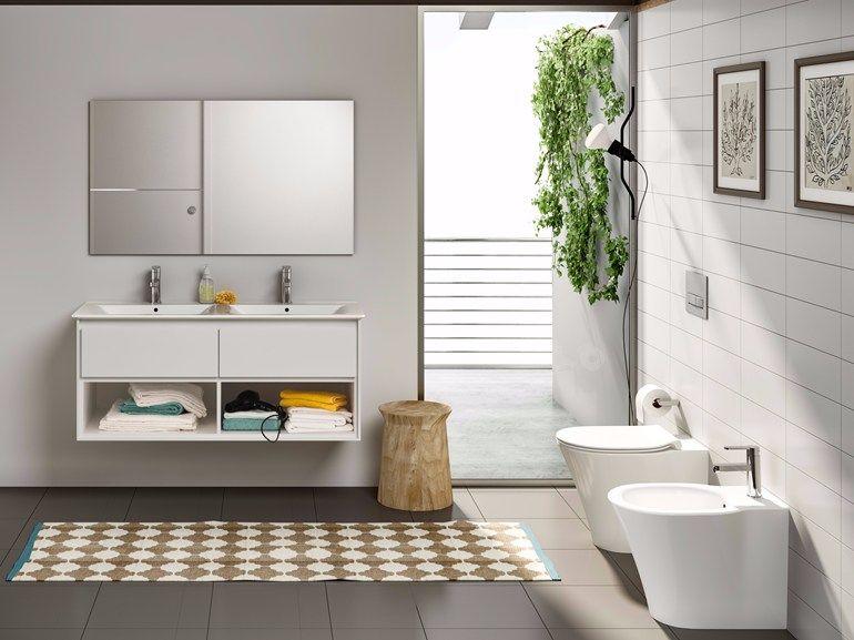 Connect Air Arredo Bagno Completo By Ideal Standard Italia Design