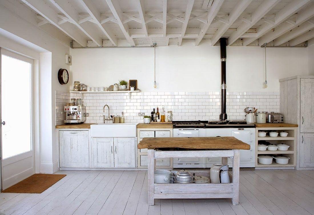 La Cocina Es Un Lugar Muy Importante Dentro De Casa, Cada Vez Pasamos Más  Tiempo Allí Y Hoy En Tendenzias Vamos A Ver Las Cocinas Que Nunca Pasan De  Moda,