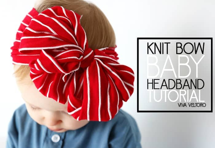 How to Make Baby Headbands Without Sewing!