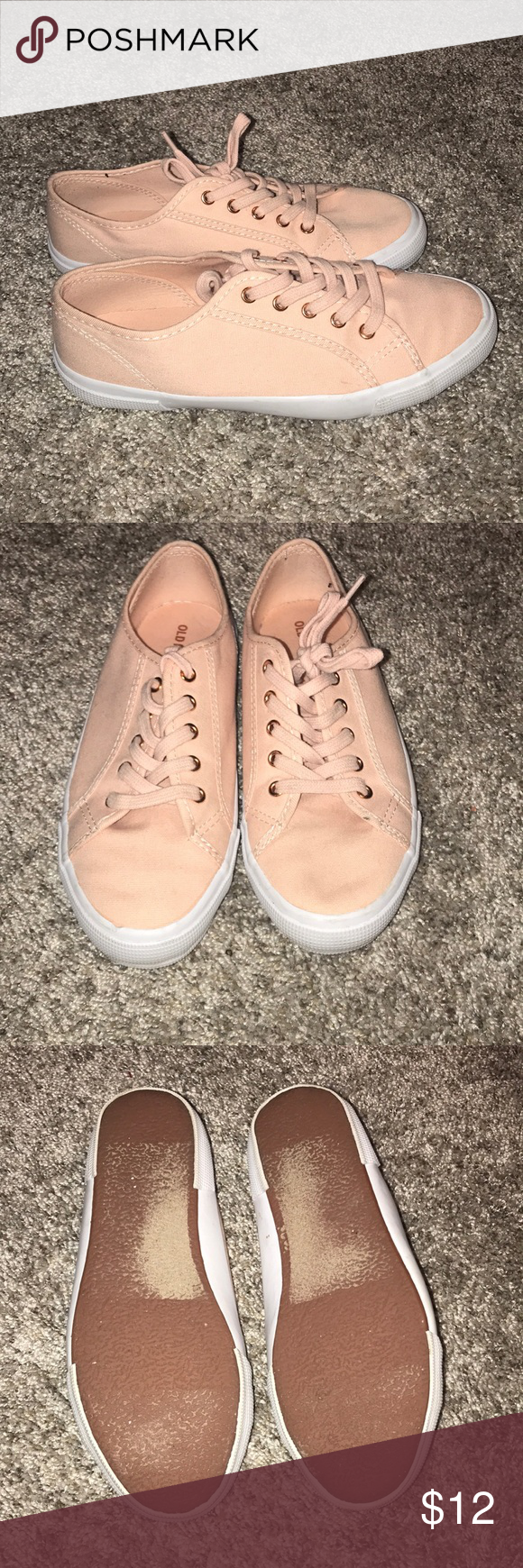 Old Navy Canvas Sneakers   Canvas