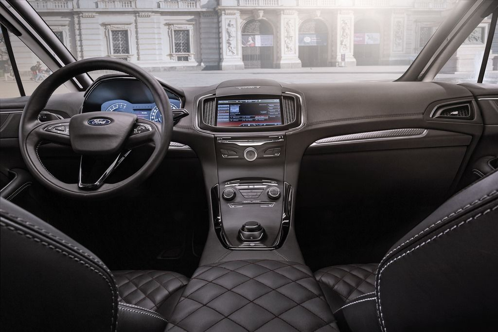 Ford S Max Vignale Concept Ford Vignale Ford Ford 2015