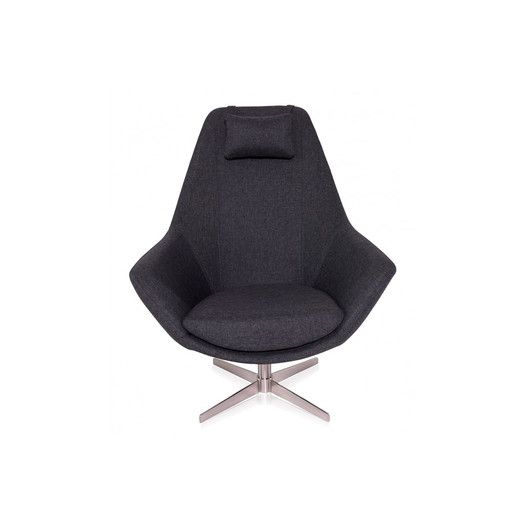 Remarkable Swivel Lounge Chair Furnture Contemporary Armchair Onthecornerstone Fun Painted Chair Ideas Images Onthecornerstoneorg