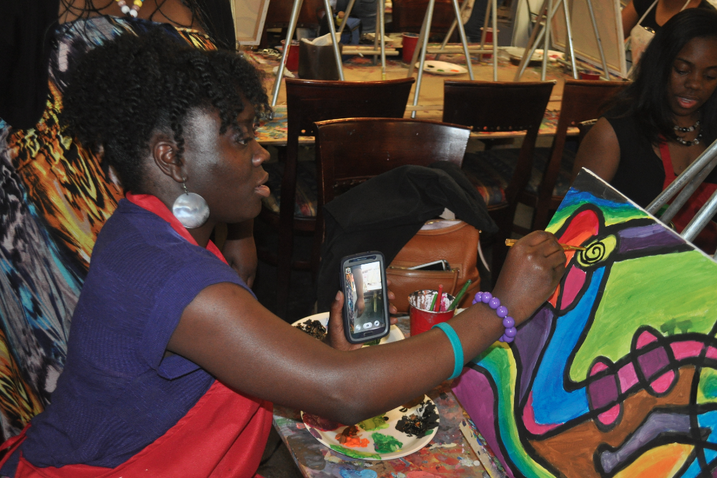 Our painting classes are designed to give you an enjoyable experience. http://www.creative-art-connection.us