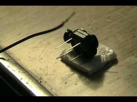 HOW-TO Dwarf Signals, part 1 - YouTube Model railroading Dwarf