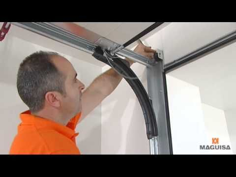 TL Garage Door Installation YouTube PORTON Pinterest Garage - Porte de garage maguisa