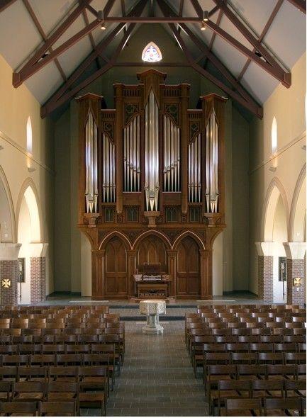 The Fisk Opus 126 At East Carolina University Vintage Pipes Episcopal Church Organs