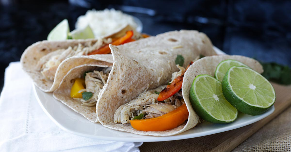 Photo of Slow Cooker Chicken Fajitas