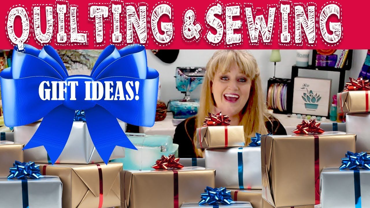Gift ideas for quilters and sewers sewing gifts