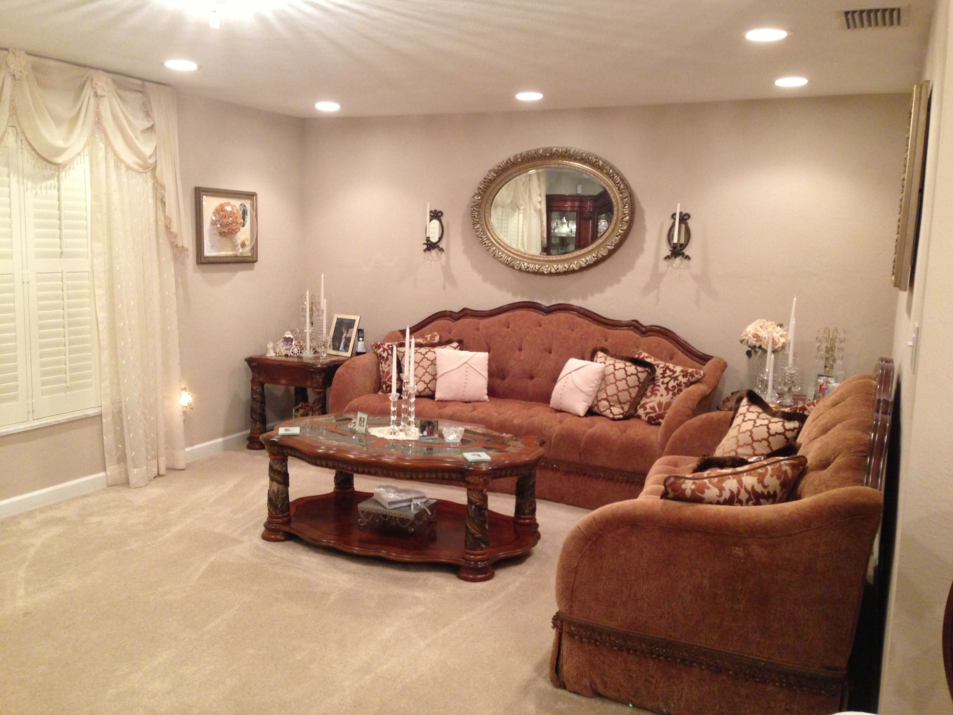 michael amini ornate living room furniture house