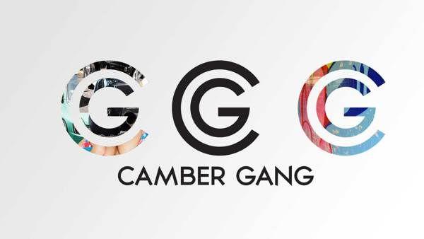Camber Gang By Josh Krecioch Via Behance Pinterest Logo Tech Company Logos Gang