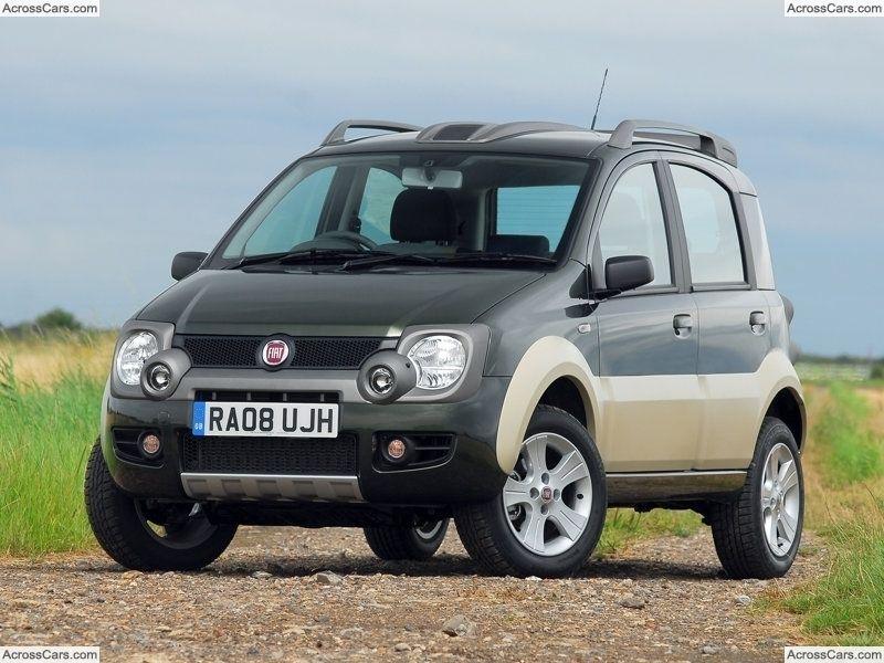 Fiat Panda Cross 2008 Fiat Panda Fiat Fiat Cars