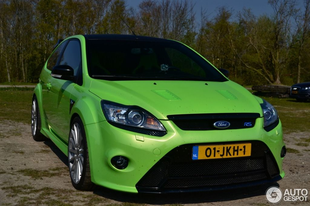 Ford Focus Rs 2009 3 Ford Focus