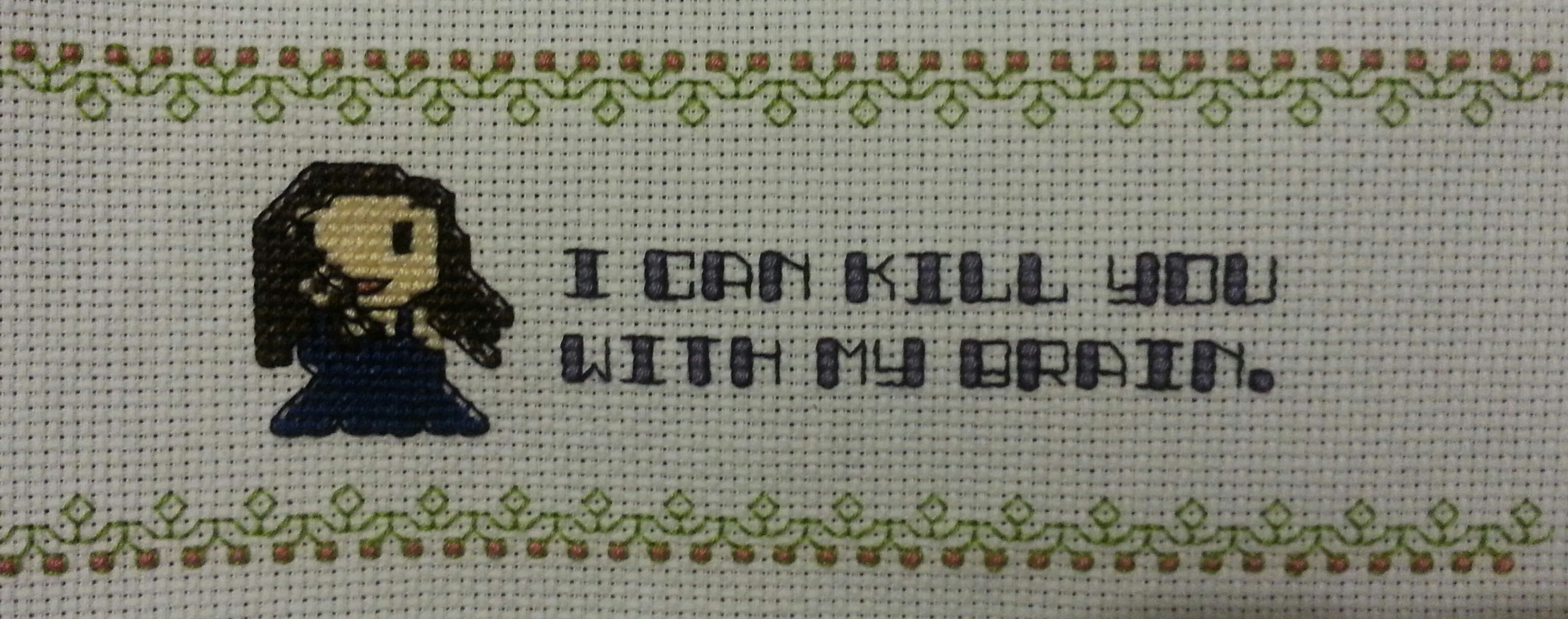 Firefly quote :)