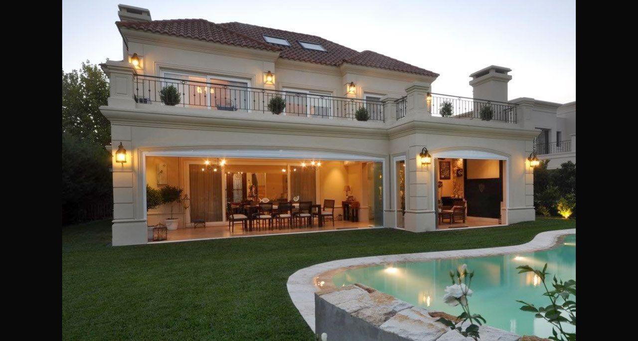 Fernandez borda arquitectura casas rusticas pinterest for Fachadas de casas clasicas