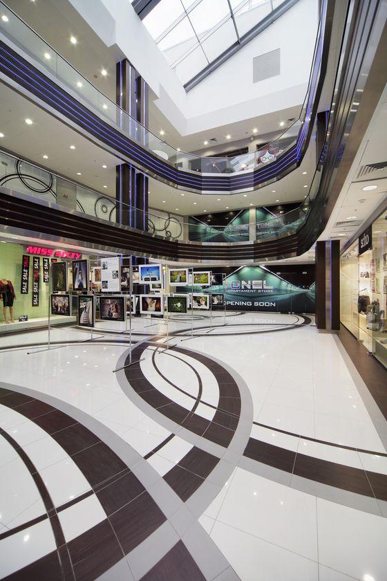 Shopping Mall Interior Design Concepts