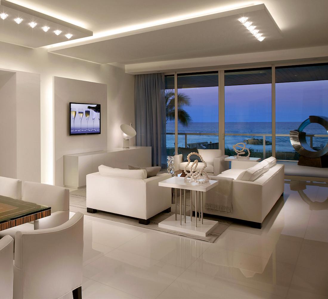 Lookandlovewithlolo stunning home interiors ideas para for Plafones techo modernos