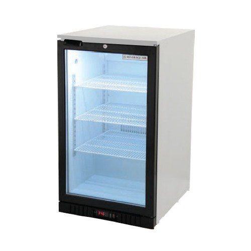 Beverage Air Ct96y 1 W White Countertop Merchandiser Refrigerator
