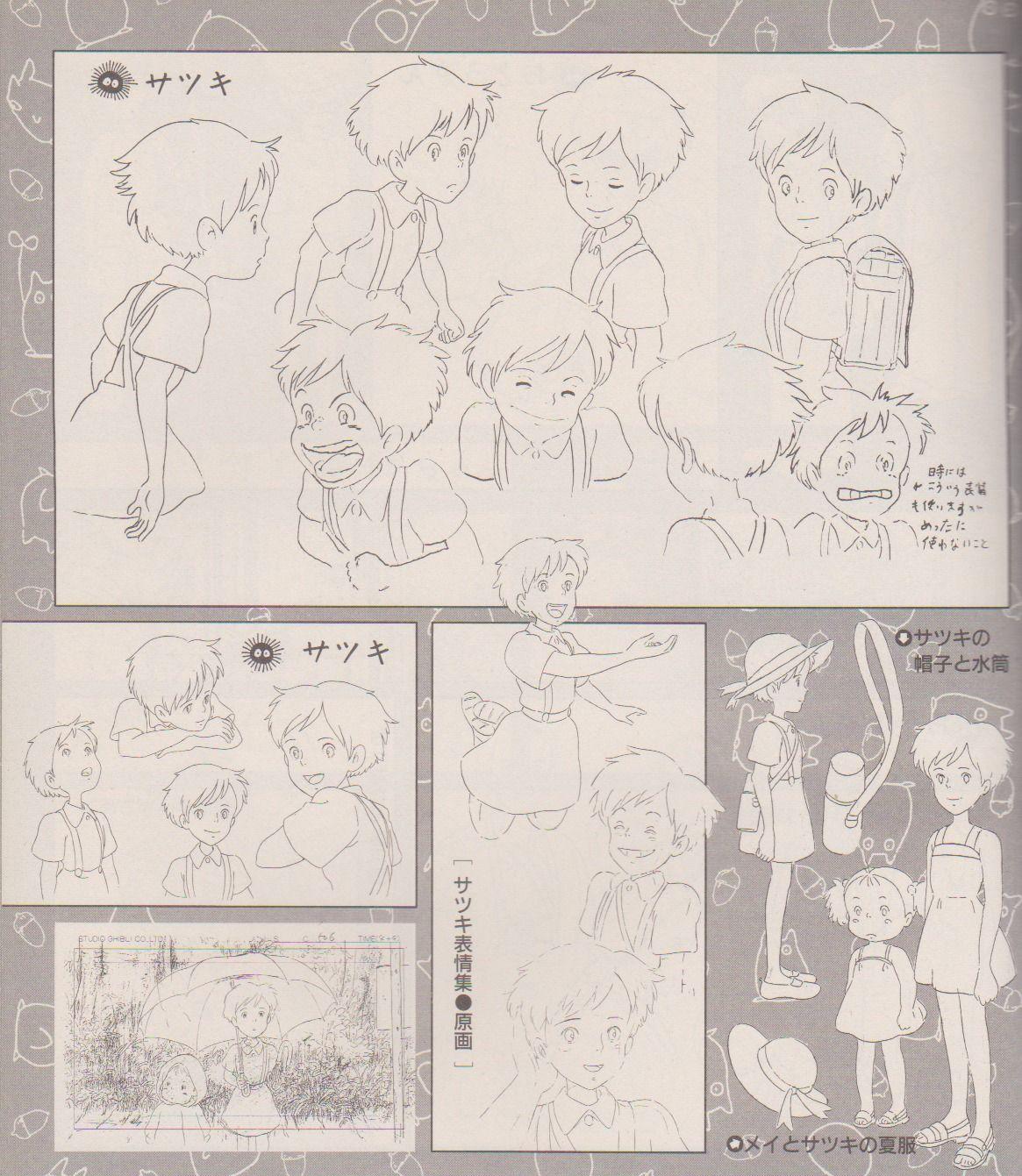character_acting settei tonari_no_totoro yoshiharu_sato