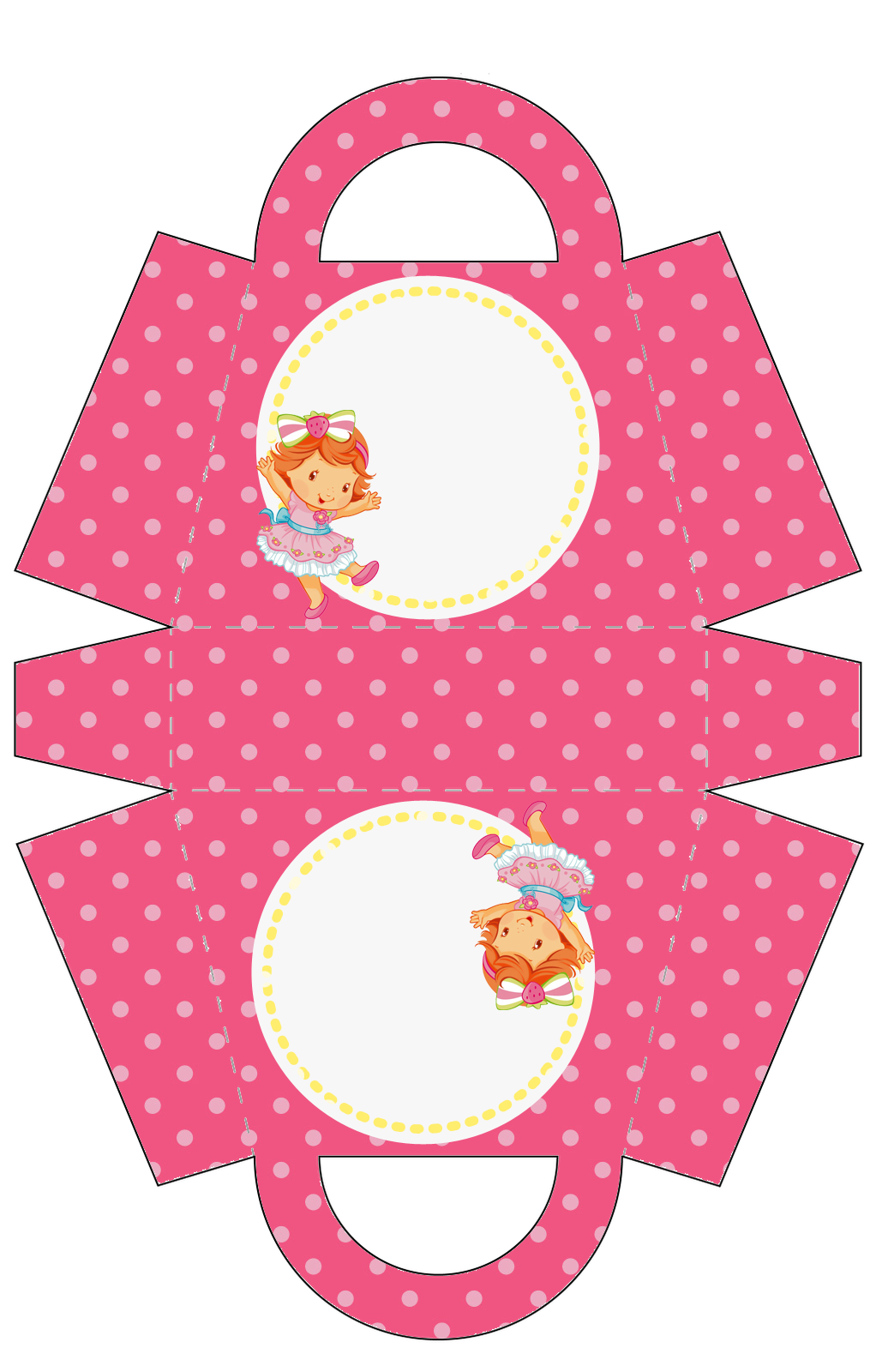 Strawberry shortcake baby free printable paper purse box strawberry shortcake baby free printable paper purse filmwisefo Gallery