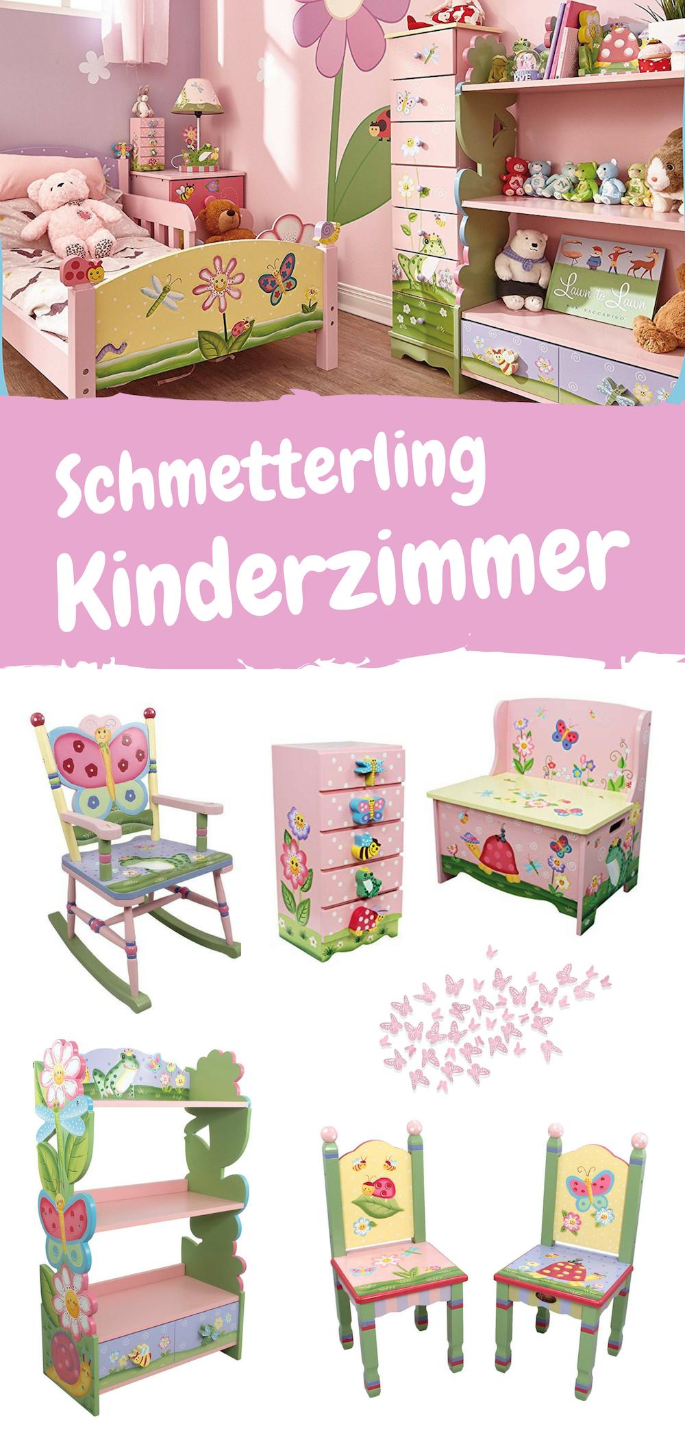Wunderschöne Handgefertigte Kindermöbel Serie Magic Garden