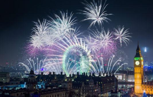 London Fireworks 2019 New Year S Eve Fireworks New Year Fireworks London Fireworks New Years Eve Fireworks