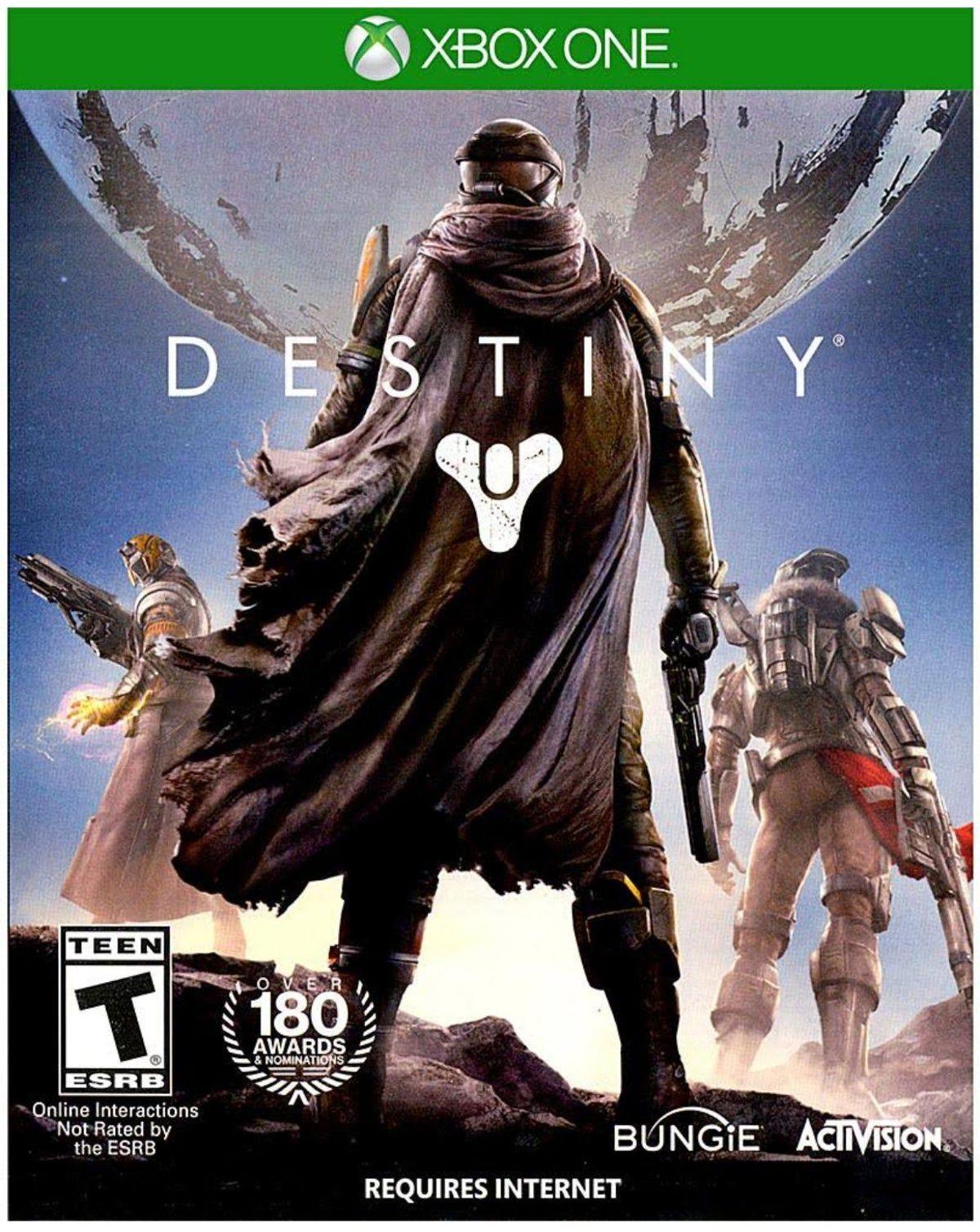 Destiny【2020】