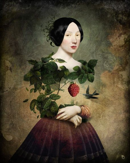 'Sweet Heart ' by Christian  Schloe on artflakes.com as poster or art print $20.79