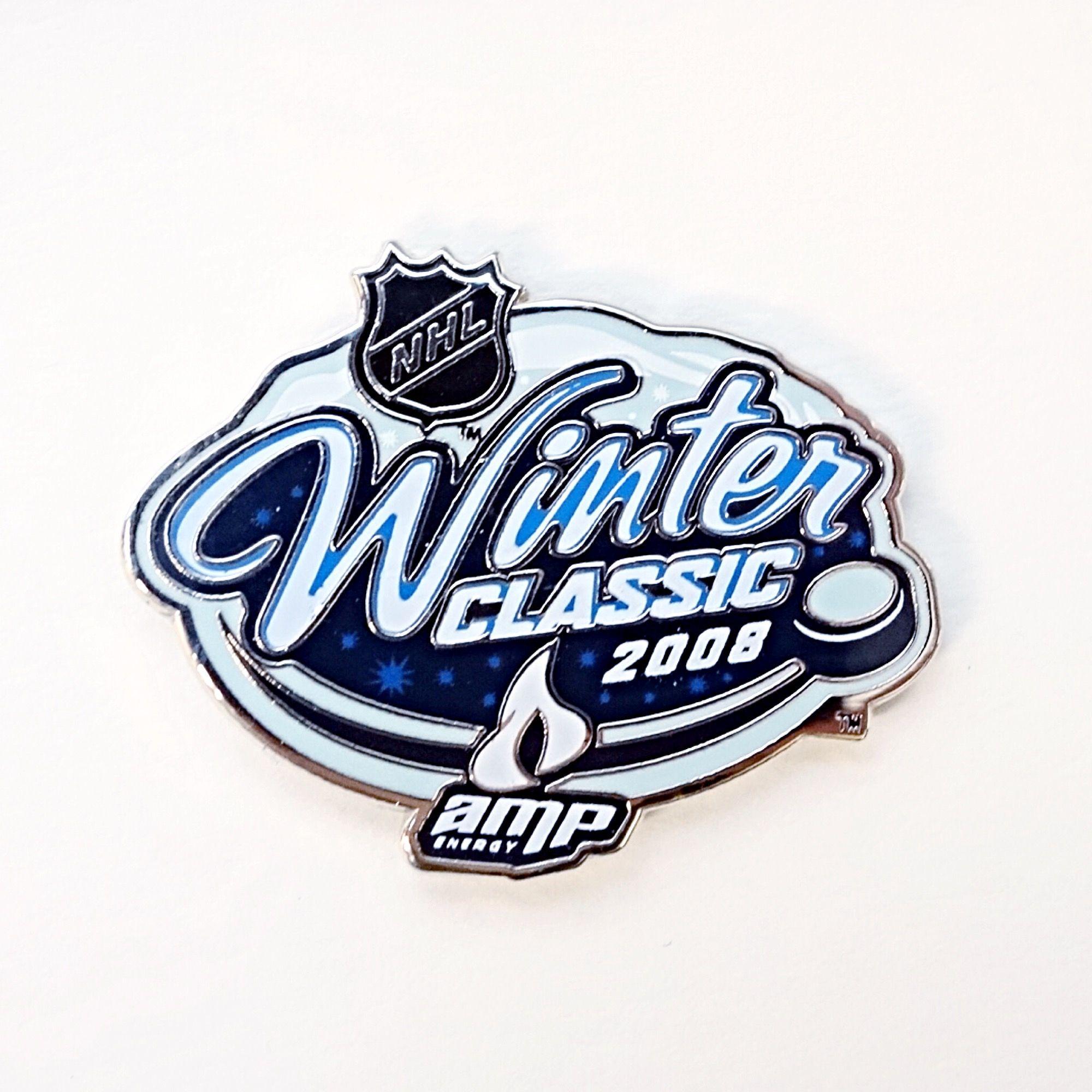 2008 NHL Winter Classic Pittsburgh Penguins Vs Buffalo Sabres (2:1)