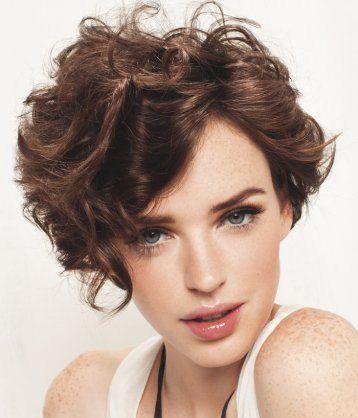 Pelo Corto Ondulado 2013 Estilo, Imagen y Más Pelo Pinterest - cortes de cabello corto para mujer