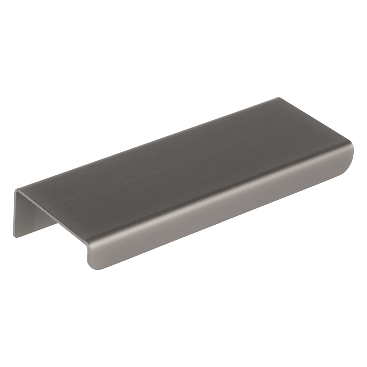 Rappana Cabinetry Pull Extended 100mm Brushed Gunmetal In 2020 Gunmetal Cabinetry Electronic Products