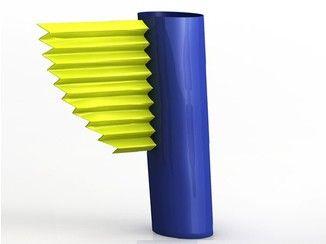 Vasen aus Aluminium LA ROTONDE - altreforme