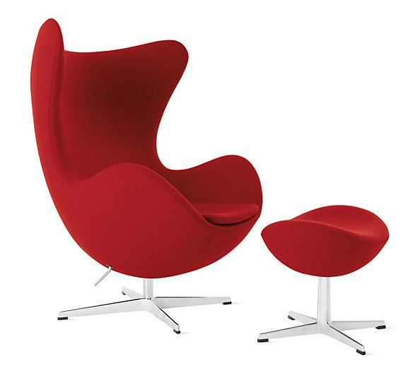 Amazing Jacobsen Egg Chair Arne Jacobsen Background: Danish Architect Jacobsen  Collaborated With Several Of The Erau0027s
