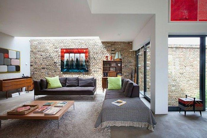 Coole Zimmer coole wohnung ausstatten vintage dekoration überall im zimmer