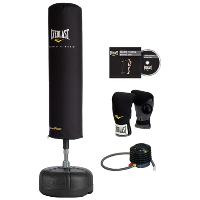 Everlast Everflex Cardio Strike Bag Kit