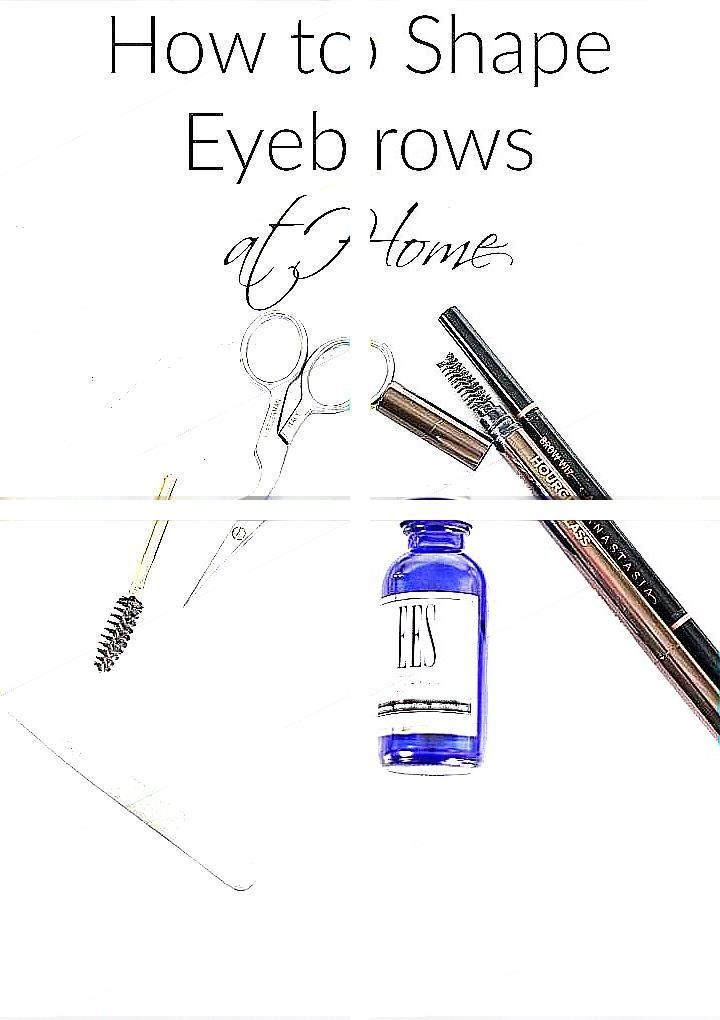 Eyebrow Regrowth | How To Shape My Eyebrows | Best Way To ...