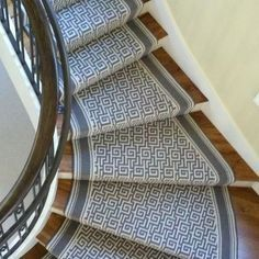 Contemporary Home Stark Carpet Tacori Stair Runner Design Ideas, Pictures,  Remodel, And Decor