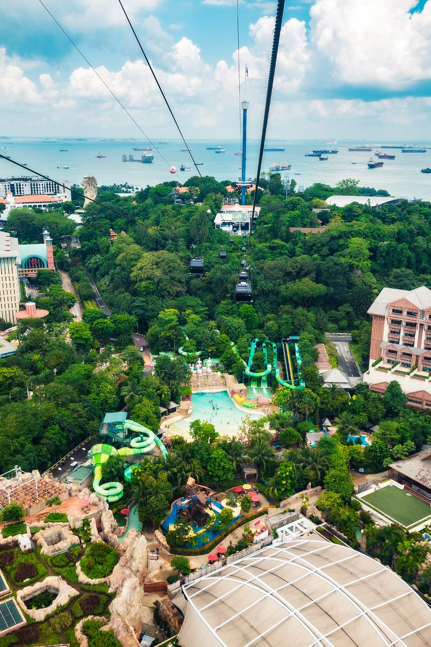 How to Get to Sentosa Island - 7 Things You Can't Miss at Sentosa Island