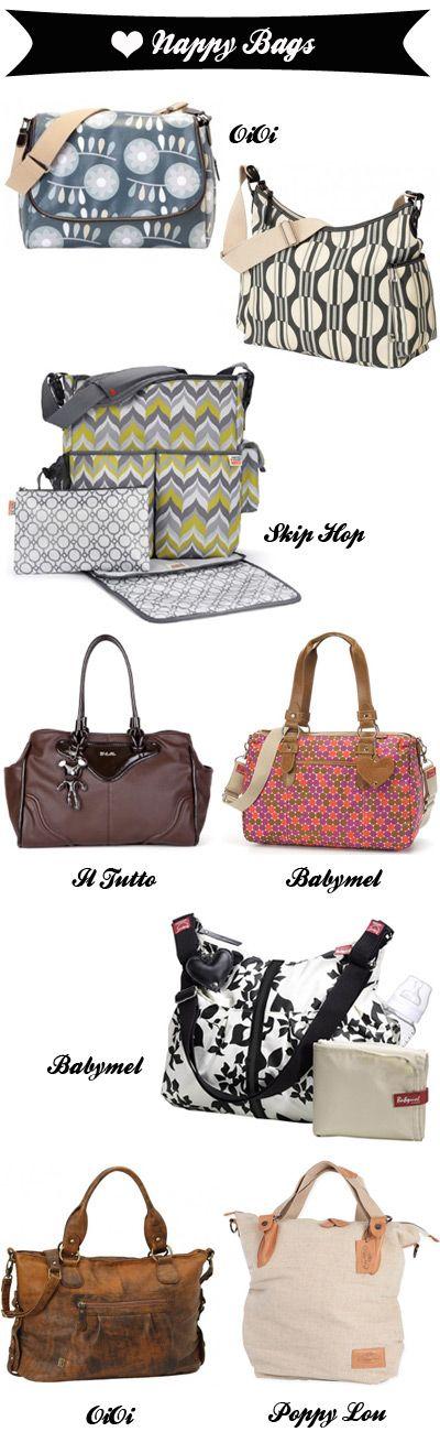 Bondville: Nappy Bag Gift Guide