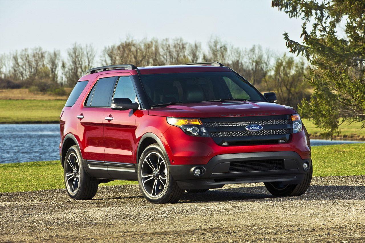 Ford Explorer Sport 2013 Top Hd Wllpapers 2013 Ford Explorer
